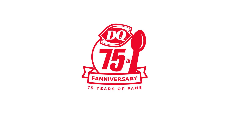 Famosos DQ 75th Logo — Lance Flores VP07