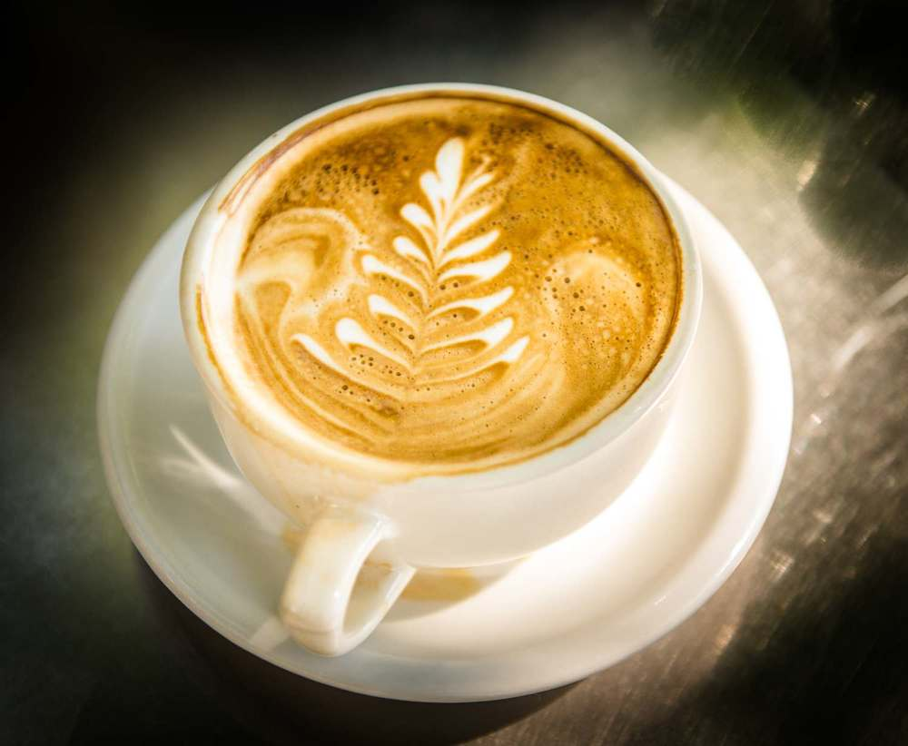 Sip some espresso