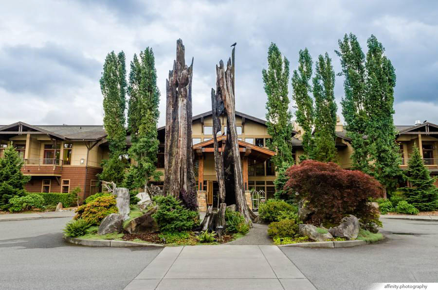 Willows Lodge in Woodinville