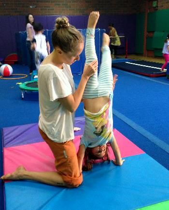 history of embodied gymnastics — life moves through