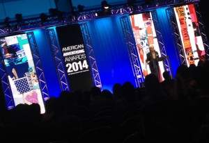 The 2014 American Advertising Awards Gala.