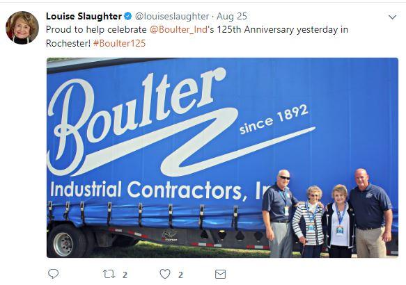 Louise Slaughter_BoulterFest_TWITTER_8.25.17.JPG
