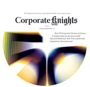 Sign on the Dotted Line    Corporate Knights