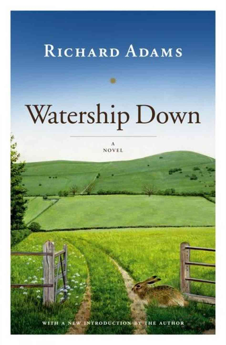 Image result for watership down book cover