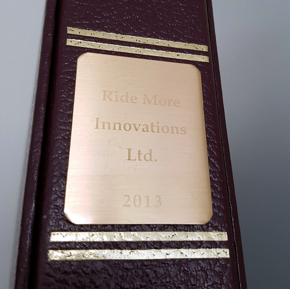 5.	Ride More Innovations Inc is Born