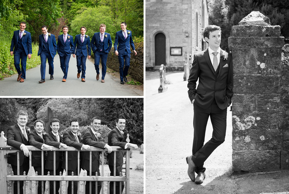 askham hall wedding 08