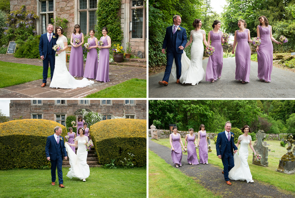 askham hall wedding 10