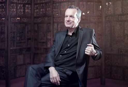 Frank Skinner Portrait