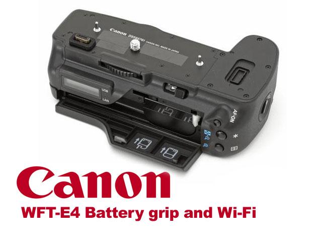 Canon-WFT-E4-II