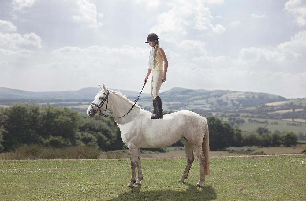 Horse Event Rider Rosie Baird-Murray