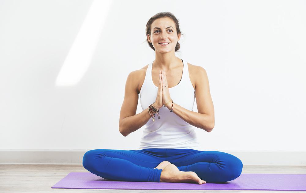 Anna Karides Acro Yoga Instructor London