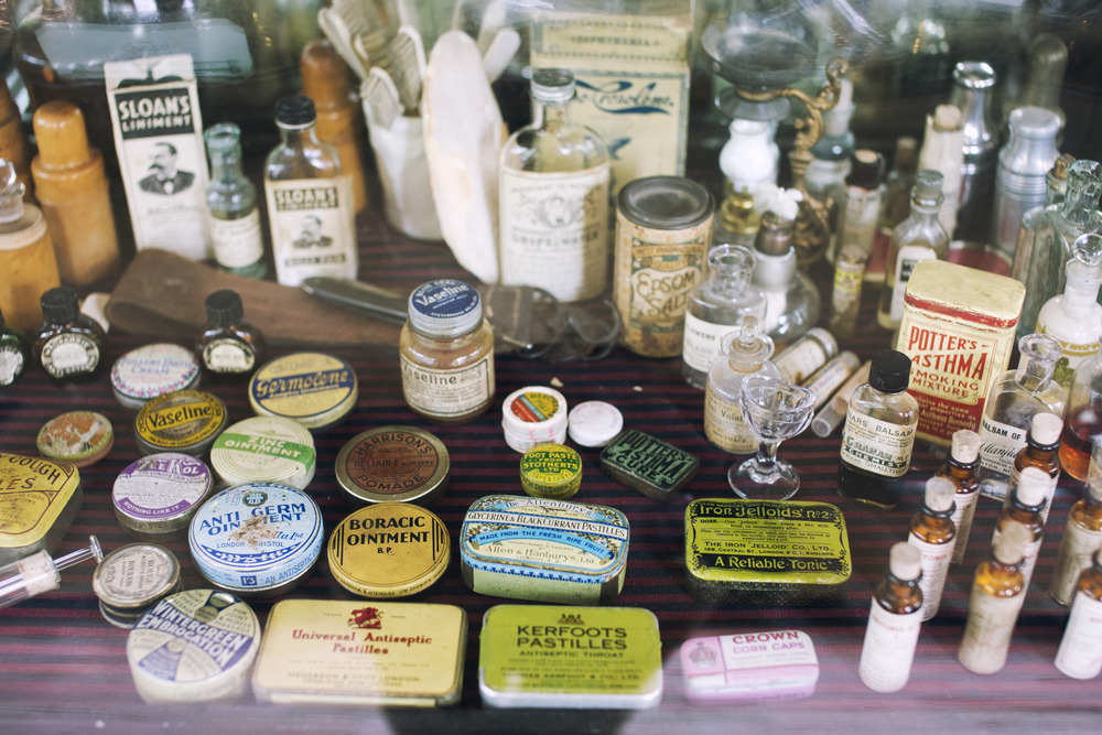 19th century Pharmacy