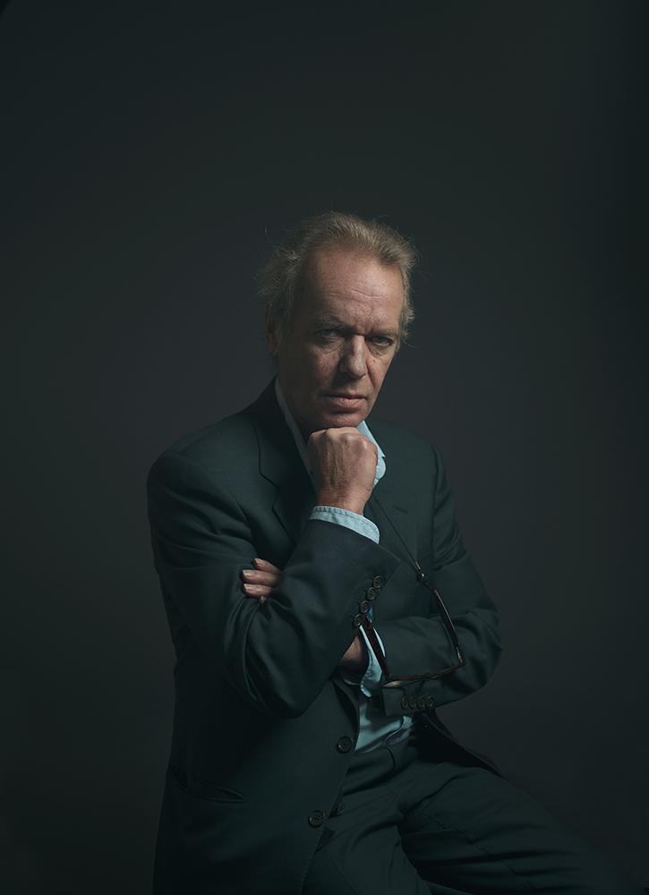Martin Amis photograph