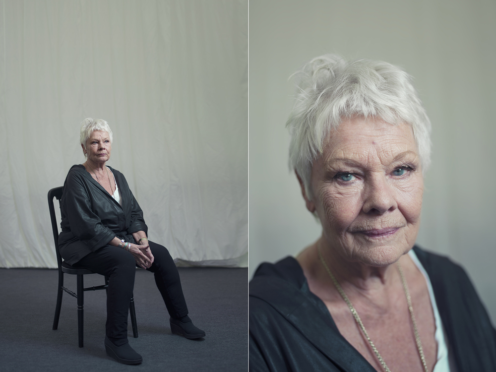 Copy of Dame Judi Dench