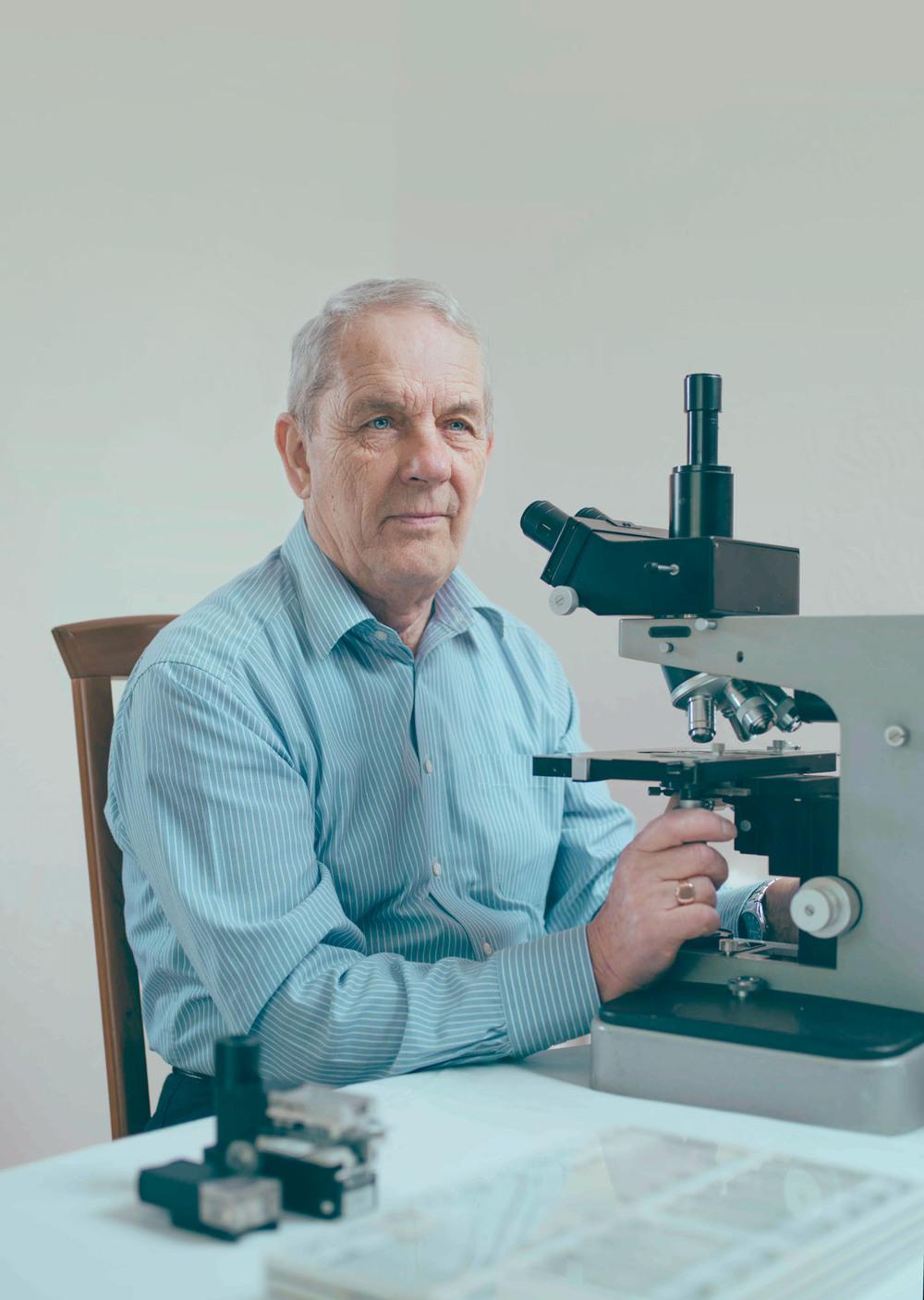 Klaus Kemp Diatomist