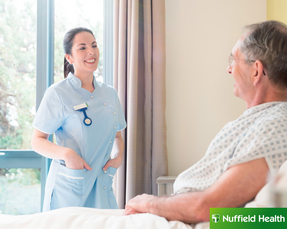 Nurse with Patient image