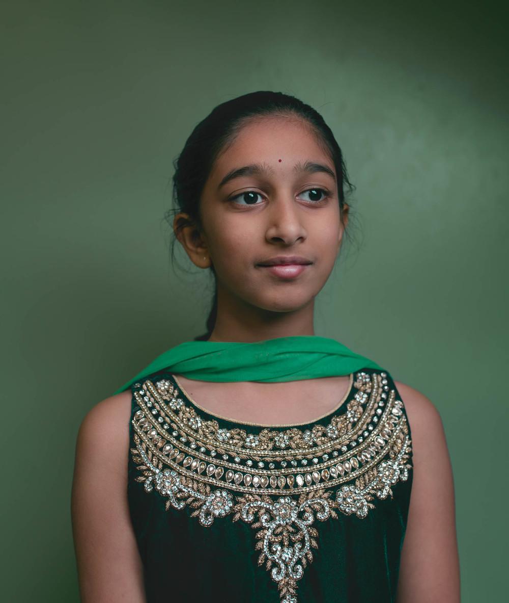 Bristol Muslim Scout Portrait Photograph.