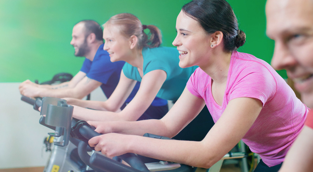 Spinning Class Image