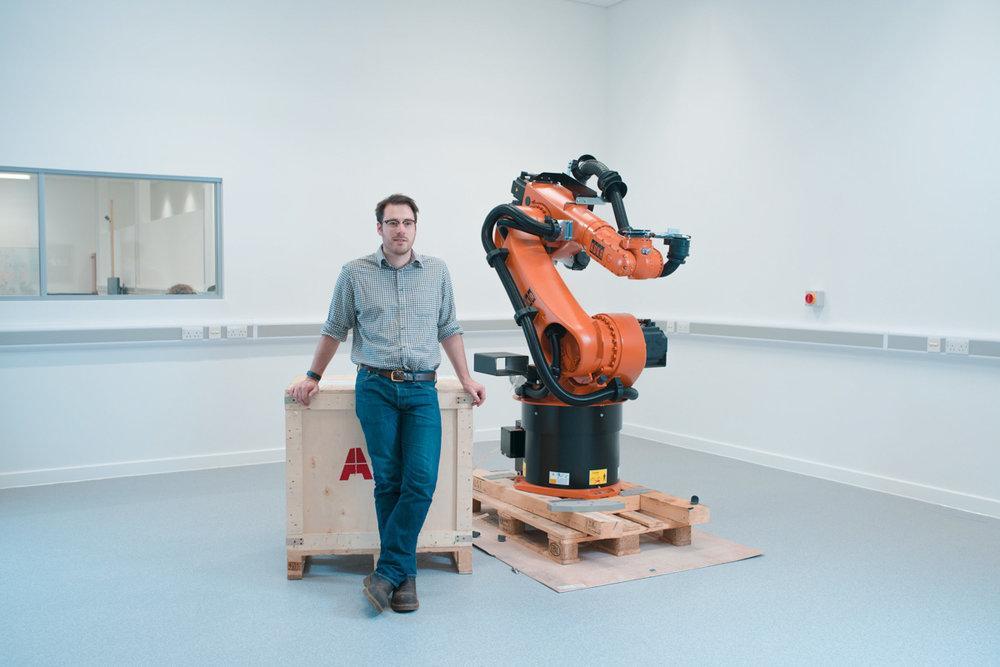 Bristol Robotics Lab