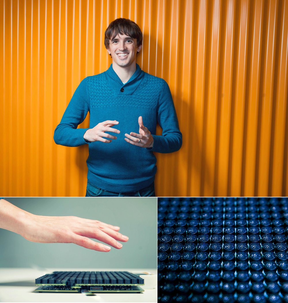 Tom Carter Ultrahaptics