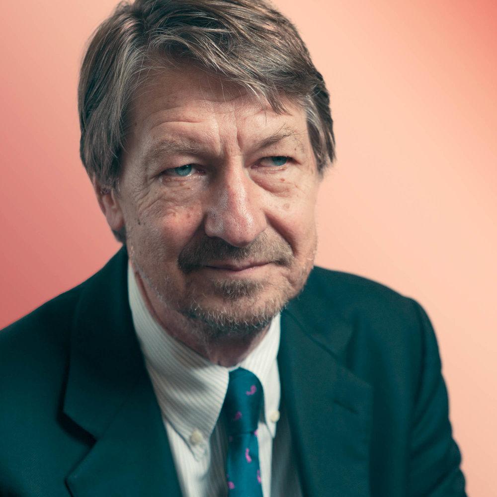 P. J. O'Rourke portrait