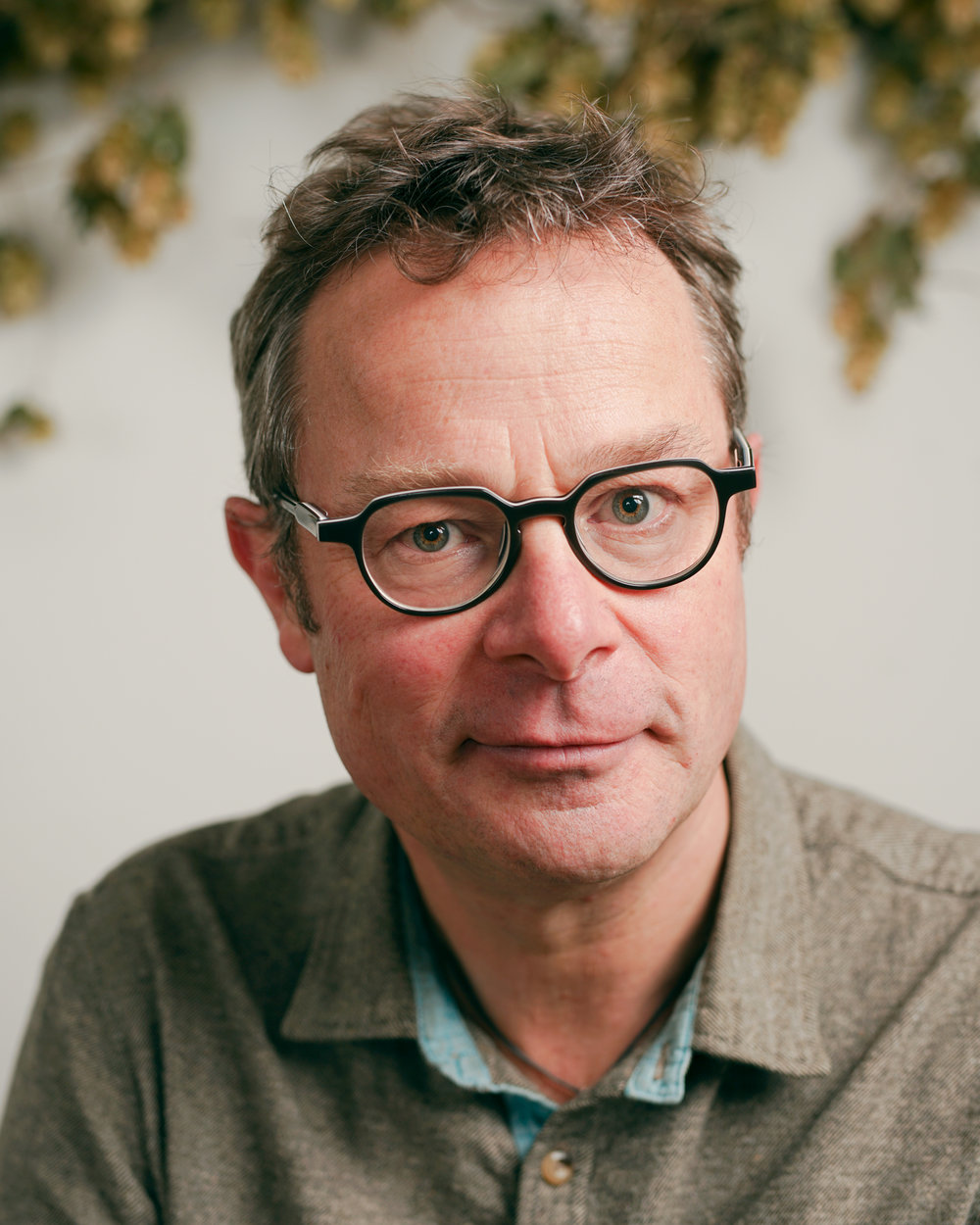 Hugh Fearnley-Whittingstall Portrait