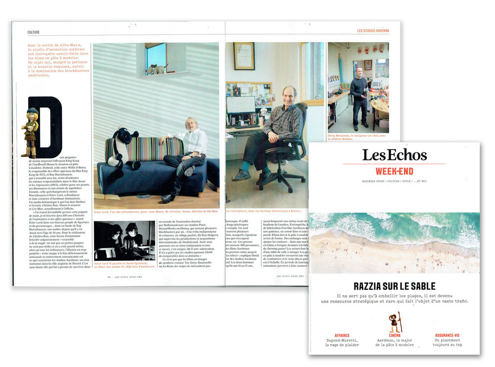 Les Echos Week-End magazine