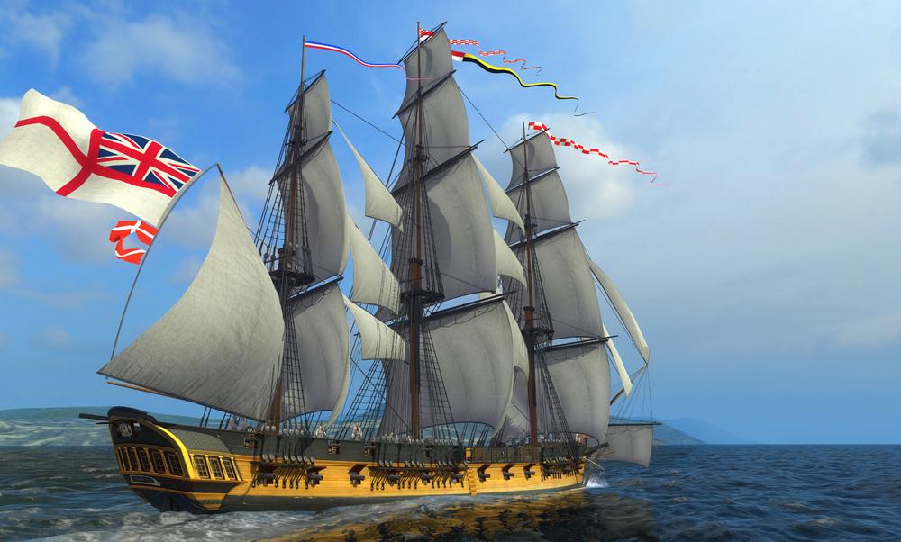 скачать Naval Action через торрент - фото 5