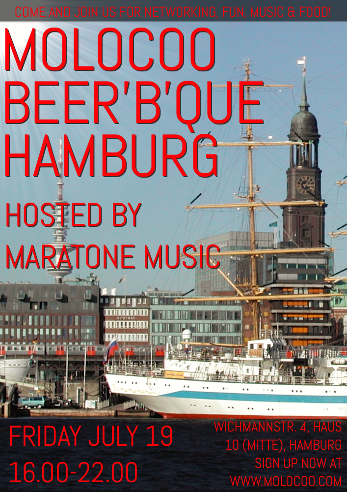 MOLOCOO Beer'B'Que Hamburg, Photo Credit: André Engelhardt