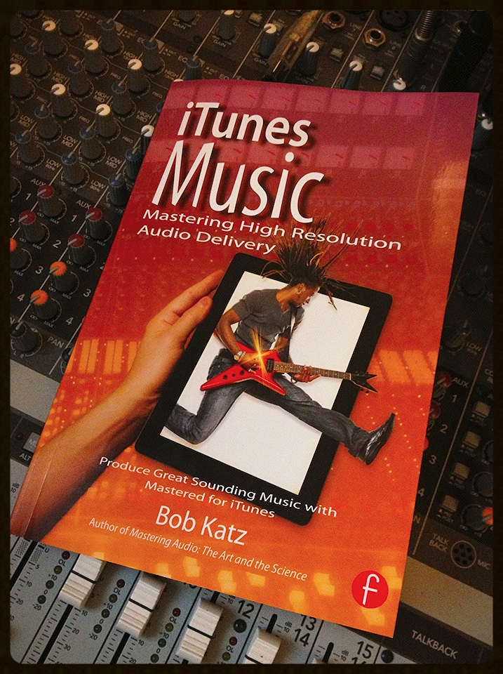 Bob Katz iTunes Music Book
