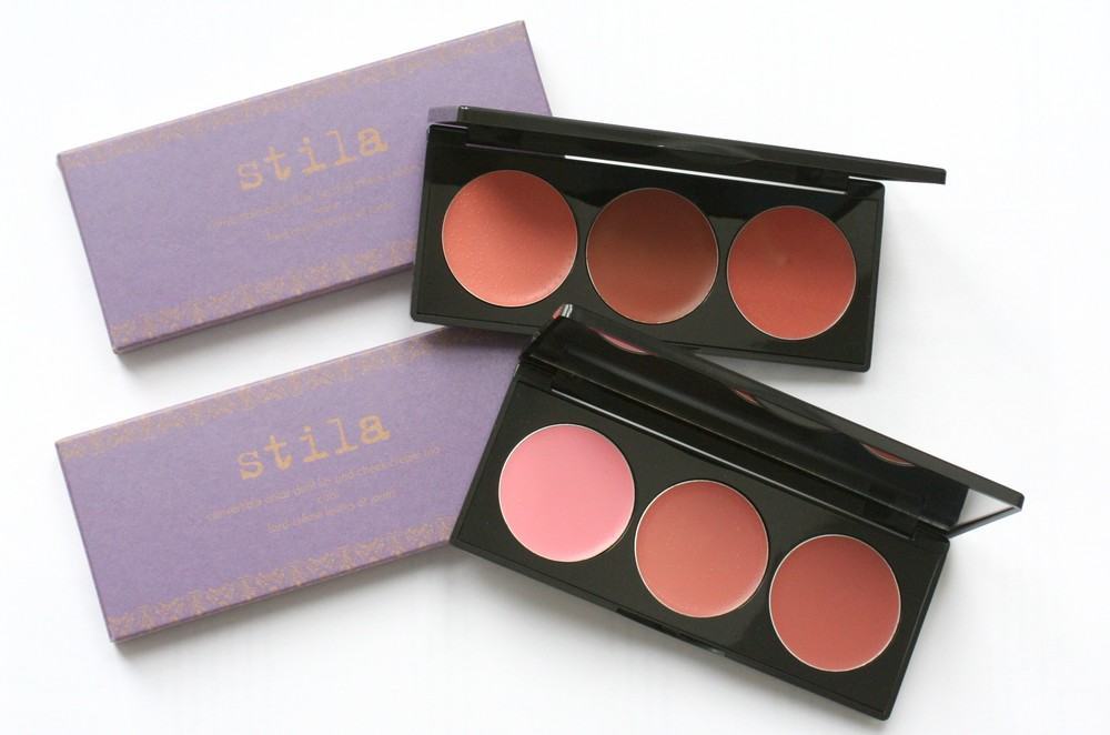 Stila convertible colour cream trio's