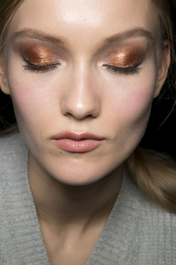 J. Mendel Fall/Winter 2013 by Gucci Westman using Revlon (image from princeofscots.com)