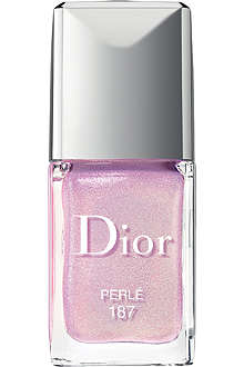 Dior Vernis Trianon Edition frosted effect nail polish £18.00