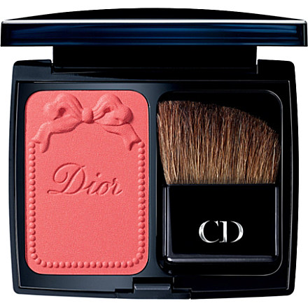 Diorblush Trianon Edition vibrant colour powder blush in Corail Bagatalle £30.50