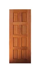 8 Panel Solid Code8-Panel