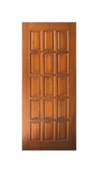 15 Panel Solid. Code15-Panel