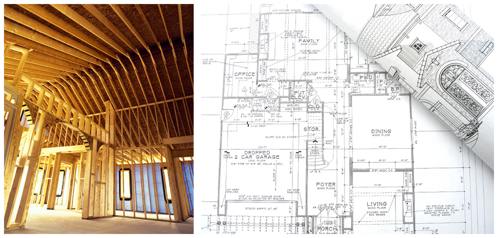 consulting for custom home building from plans to completion