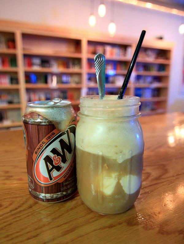 Rootbeer Float!