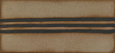 MR-212 3-Line Border 4x8 Limestone - Black Line