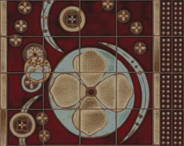 Custom Kimono Mural