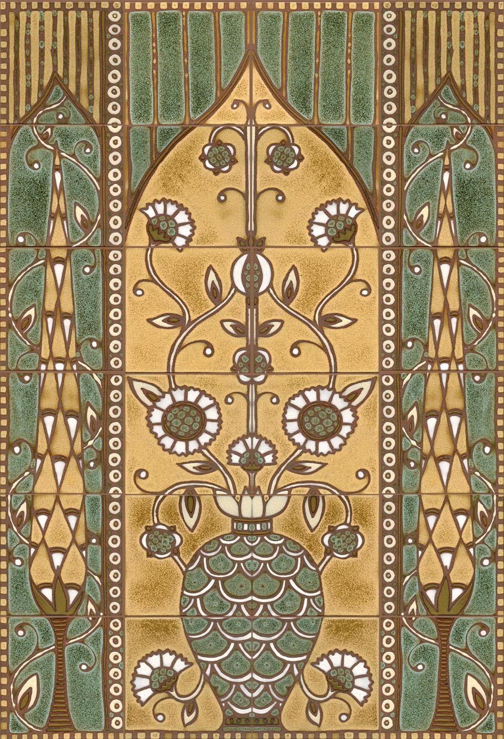 Alhambra Mural