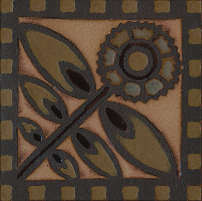 Craftsman Thistle Canyon Color Palette - black line