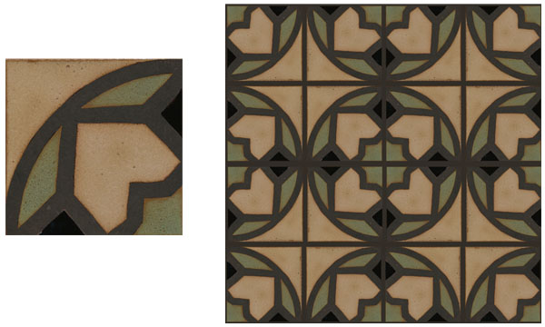 Kaleidoscope - Limestone + Sage + Black Fig