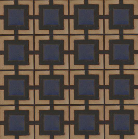 Spectra Square 8x8  Azul + Limestone