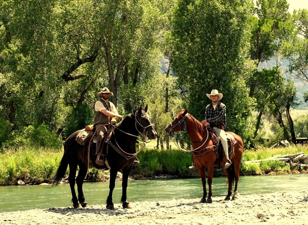 activities - Enjoy horseback riding, fly fishing, hiking, cookouts, evening entertainment, ice climbing - to name a few. Visit historic downtown Cody, Wyoming, and take a day trip to nearby Yellowstone National Park. And don't forget to schedule in some rest and relaxation.