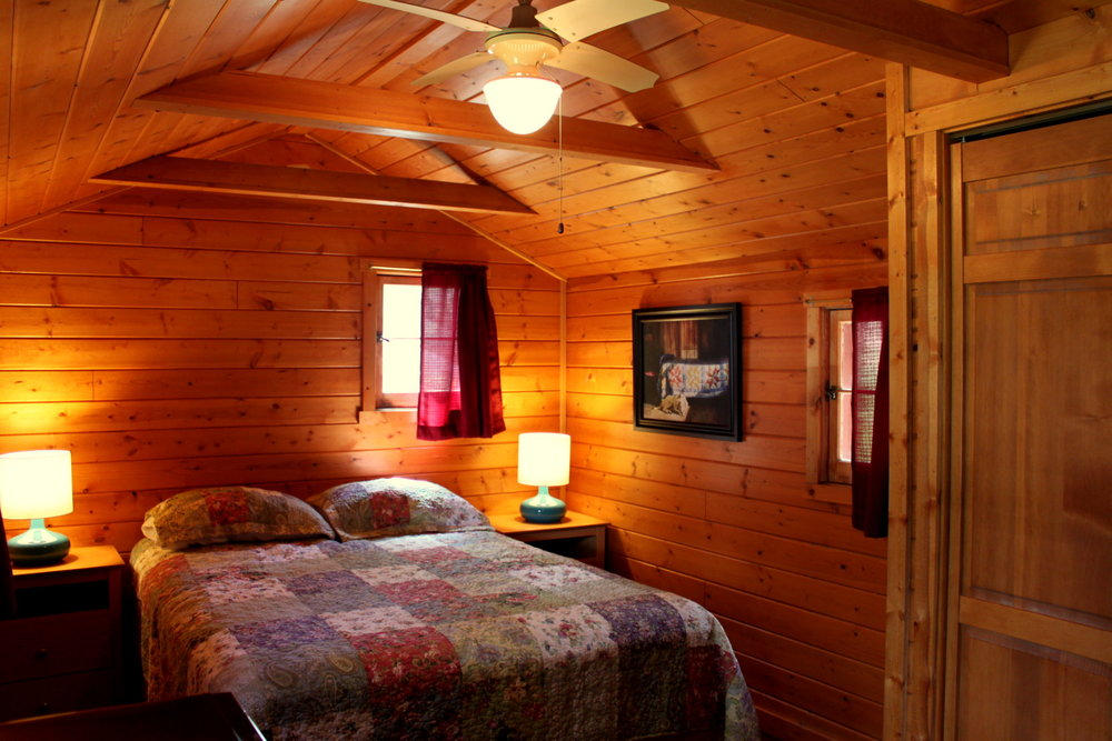 "Ranch cabins - ""…clean, cozy, and full of ranch atmosphere…"" TripAdvisor - August 2017"