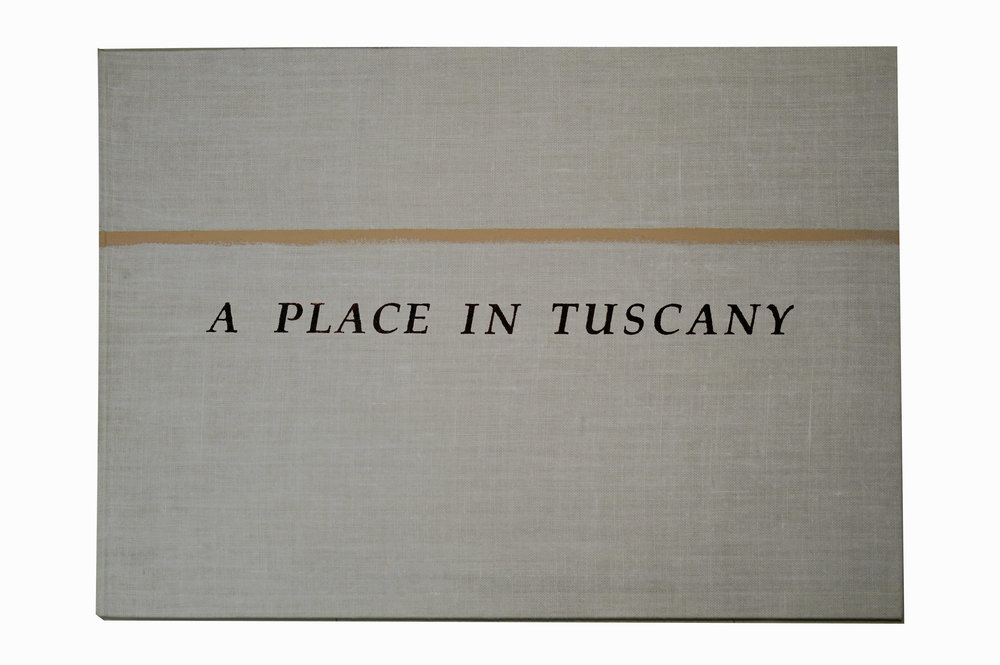 A Place in Tuscany by David Malouf and Stephen McClymont
