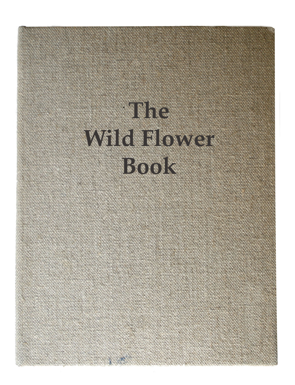 Wild Flower Book by Stephen McClymont