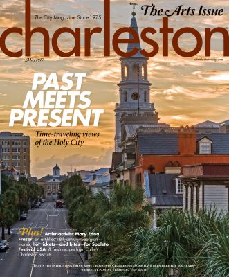 Featured in Charleston Magazine