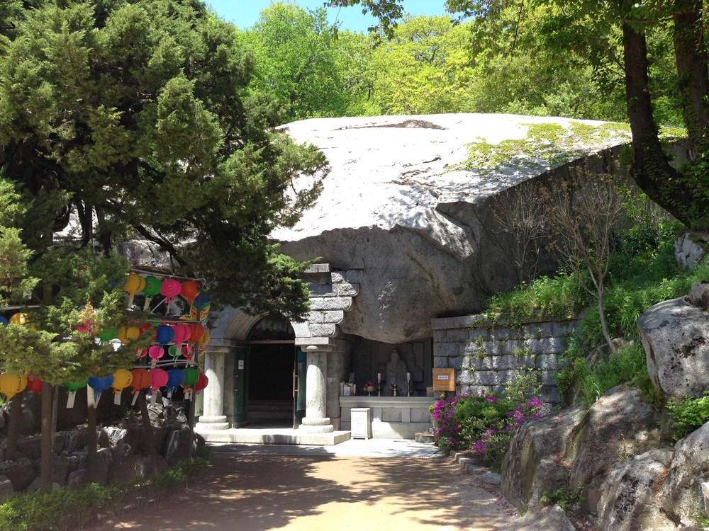 Bomunsa Temple (보문사) Ganghwa Korea